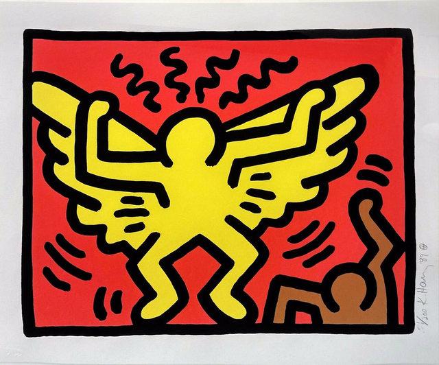 Keith Haring, 'Pop Shop lV #1', 1989, Graeme Jackson
