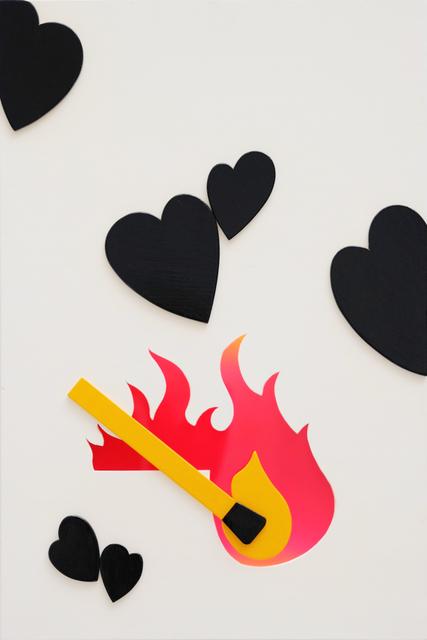 , 'L'amour vache,' 2010, Galerie Loft