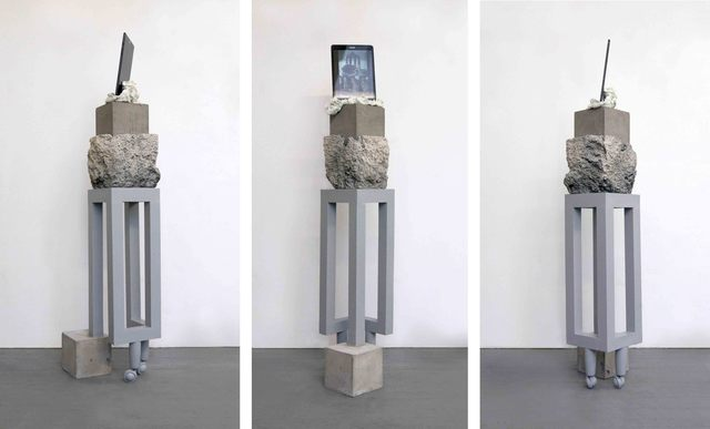 , 'Totem III,' 2015, Kristin Hjellegjerde Gallery