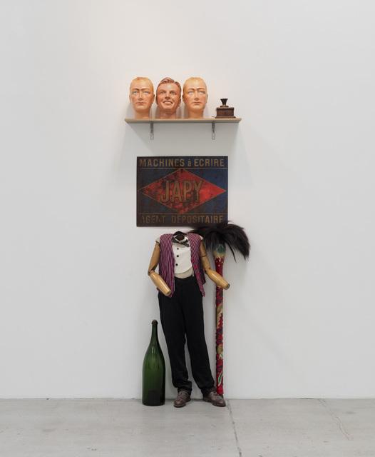 , 'Composition Trouvée,' 2012, Galleri Nicolai Wallner