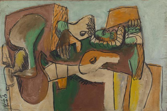 , 'Untitled,' 1944, MARUANI MERCIER GALLERY