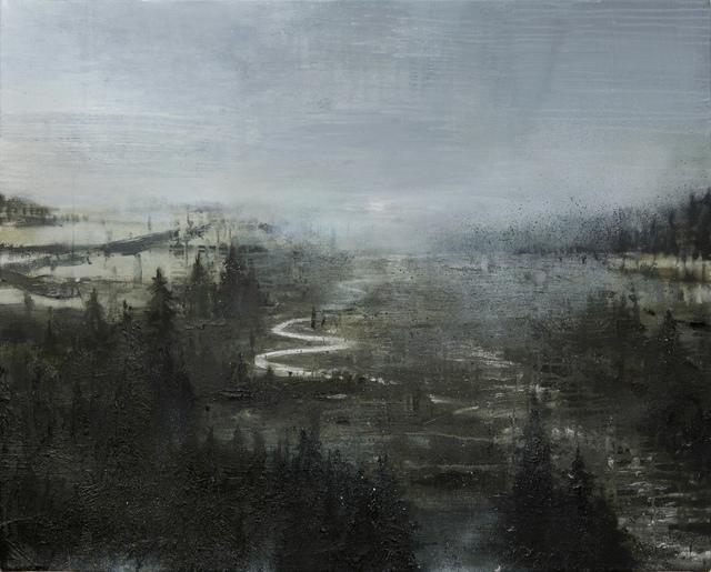 , 'Pilgrim,' 2017, Jill George Gallery