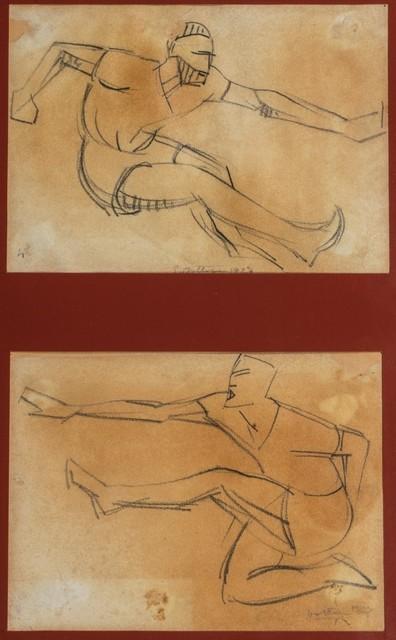 Gerardo Dottori, 'Gerardo Dottori', 1927, Finarte