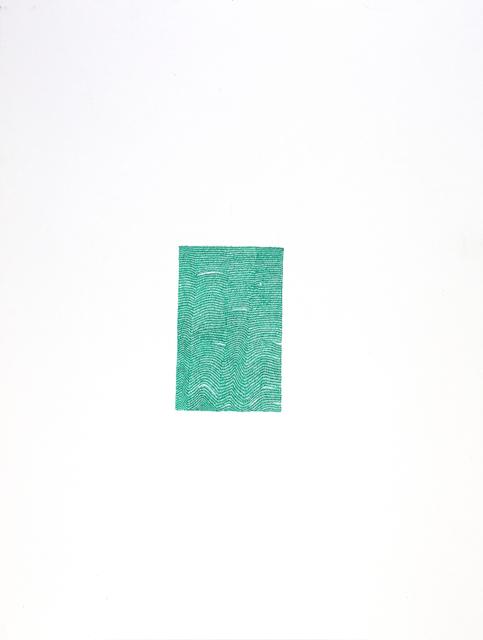 , 'praise poems II  (3/12),' 2018, Galerie Krinzinger