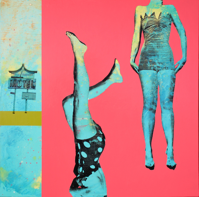 , 'Skip Steps 1 & 3,' ca. 2018, Parlor Gallery