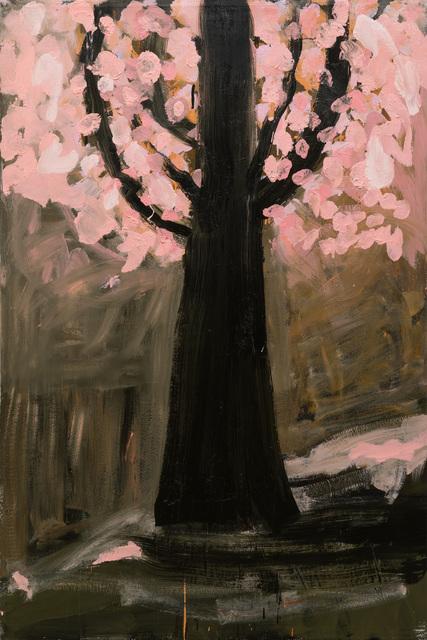 , 'Blossom Tree 2,' 2016, Tayloe Piggott Gallery