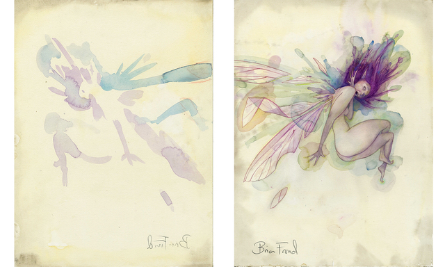 Brian Froud, 'Lady Cottington's Pressed Fairy Calendary #21', 2009, IX Gallery