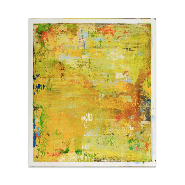 , 'Red, Green, Yellow and Blue 2467,' , Exhibit by Aberson