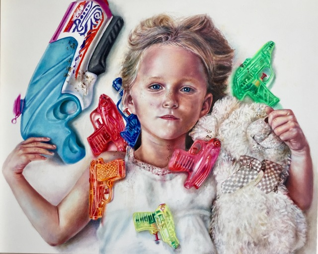 , 'Toy Guns,' , Art Unified Gallery