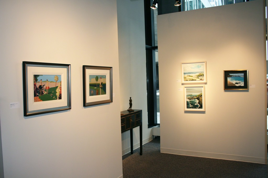 Artist(s) featured: Kenneth LOCHHEAD, Simon ANDREW