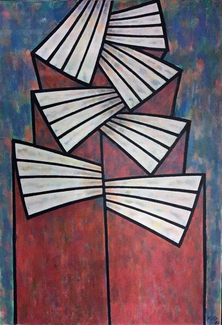 , 'Simulacro XXIX,' 1976, Jorge Mara - La Ruche