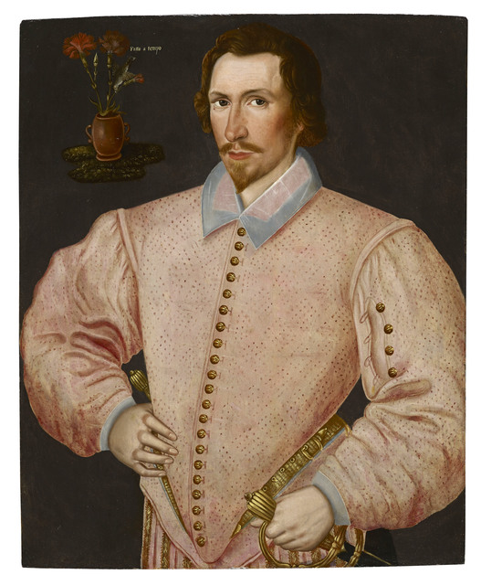, 'Sir Thomas Drake of Buckland Abbey, Yelverton (1556 – 1606) [?],' 1585-1588, The Weiss Gallery