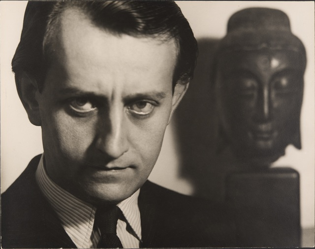, 'Andre Malraux,' 1934, Kunsthal Rotterdam