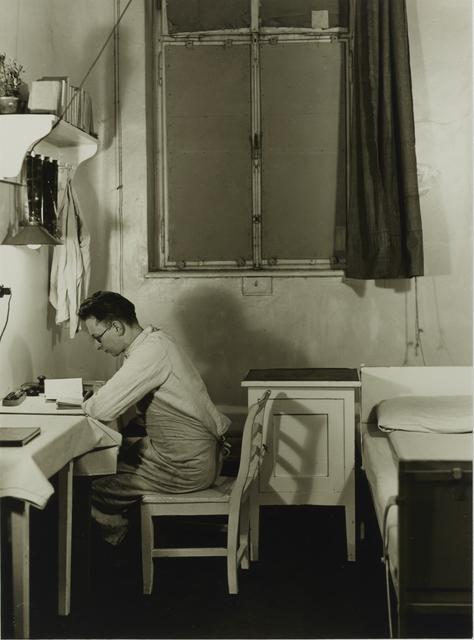 , 'Political Prisoner [Erich Sander],' 1943, Galerie Julian Sander