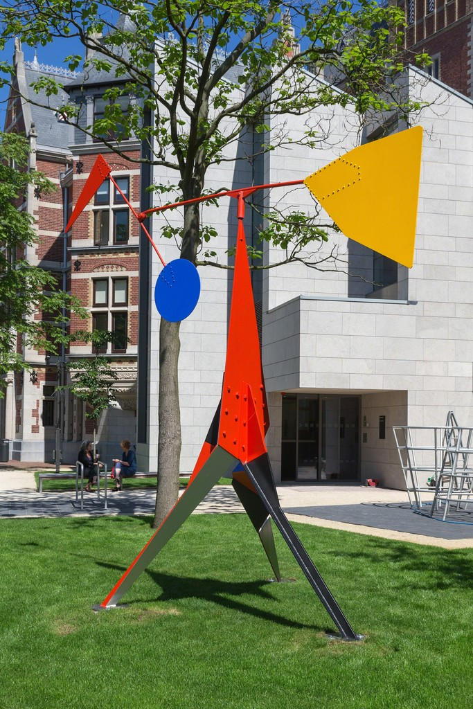 "Installation view, ""Alexander Calder at the Rijksmuseum,"" Rijksmuseum, Amsterdam, 2014. Photo: Olivier Middendorp"