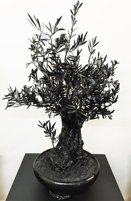 , 'Olive tree,' 2015-2016, Galerie Ariel Sibony