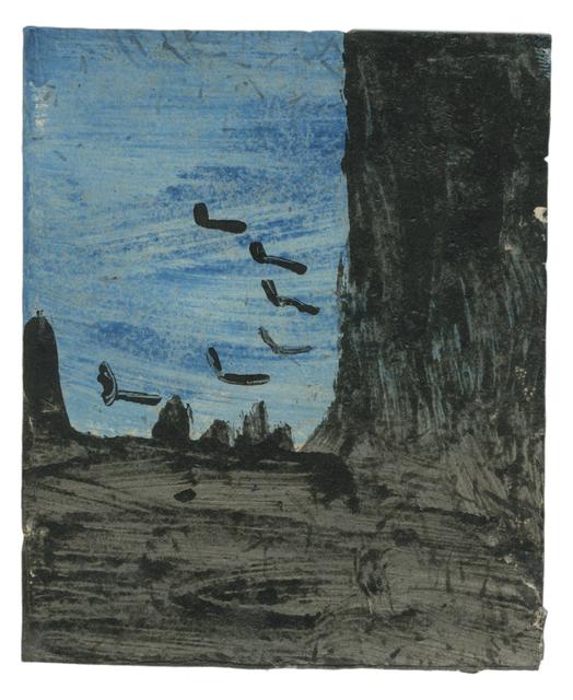 , 'Landscape Series: Black Cliffs with Gathering Birds,' , Ingleby Gallery