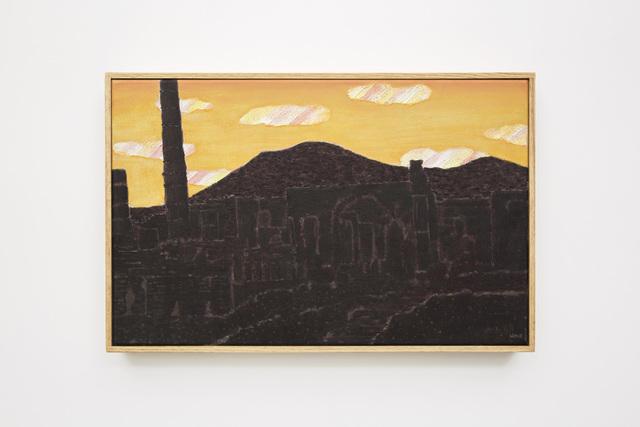 , 'Pompeii IV,' 2017, GRIMM