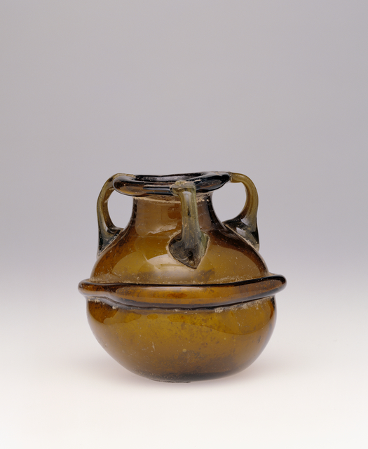 'Aryballos',  6th century, J. Paul Getty Museum