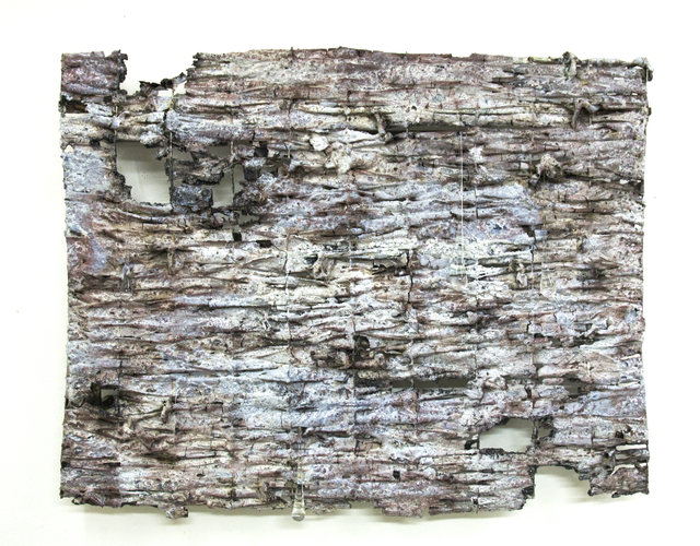 Terese William Waenerlund, 'Framed Views', 2018, Mixed Media, Glass, Metal, Epoxy, Textile, Berg Gallery