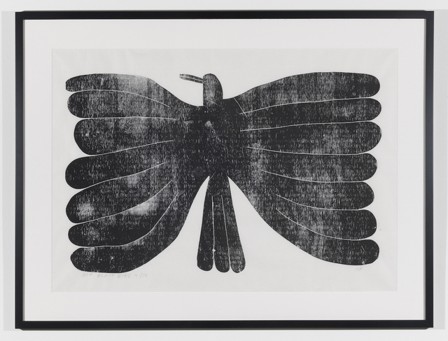Nathaniel Russell, 'Big Black Bird', 2018, Joshua Liner Gallery