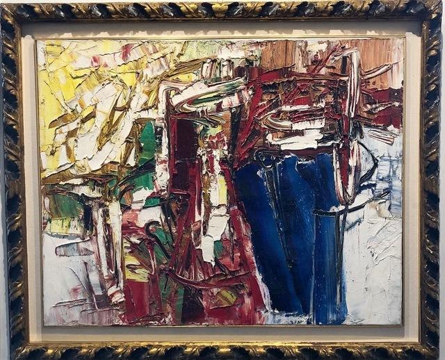 , 'Vol de chute,' 1961, We Art Partners