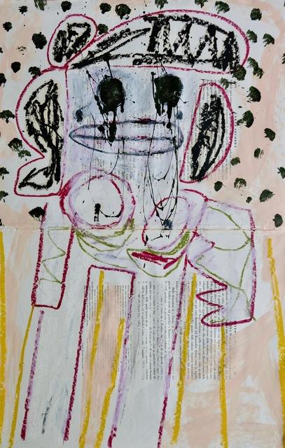 Adam Handler, 'Malbec Girl', 2018, Madelyn Jordon Fine Art