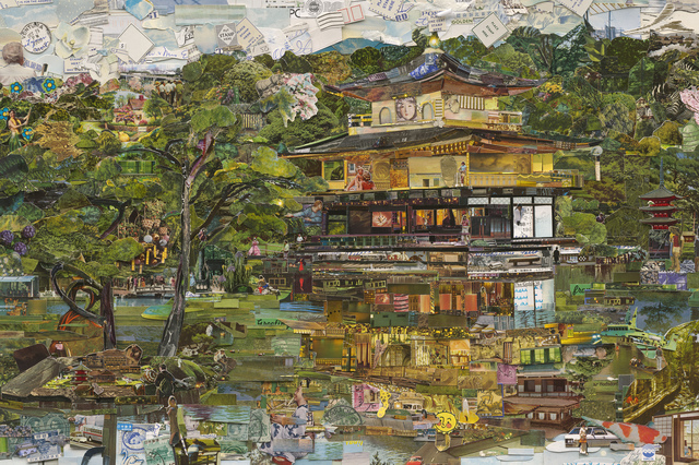 , 'The Golden Temple,' 2015, galerie nichido / nca | nichido contemporary art