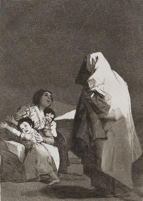 , '3. Qui viene el Coco,' 1799, Eames Fine Art