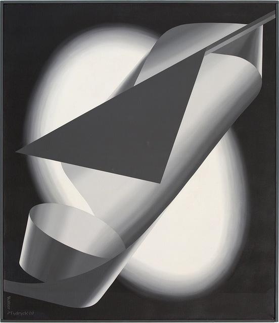 , 'Death Ride,' 1969, Matthew Rachman Gallery