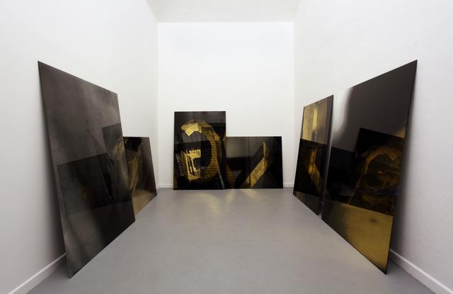 , 'F as in Foglia ,' 2011, Galleria Franco Noero