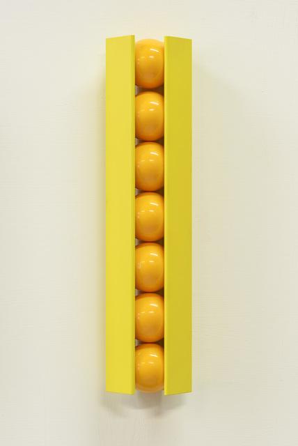 , 'Yellow,' 2015, Flowers