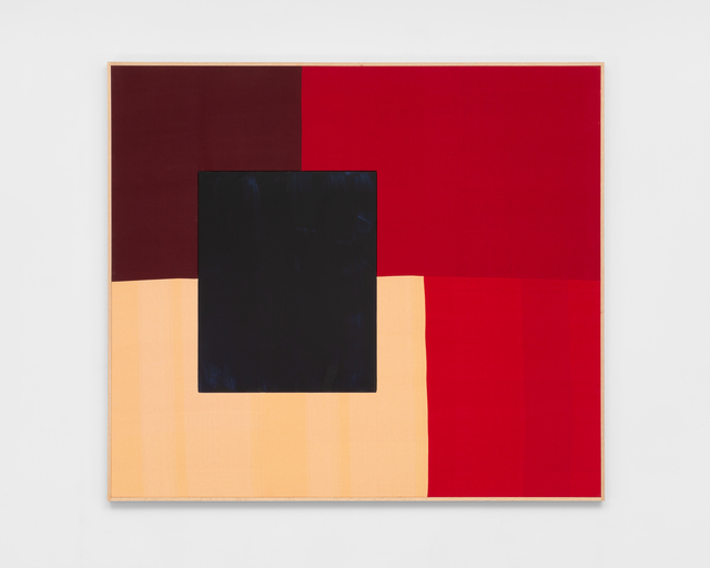 Ethan Cook, 'Untitled (Tennessee Flat Top Box)', 2019, NINO MIER GALLERY