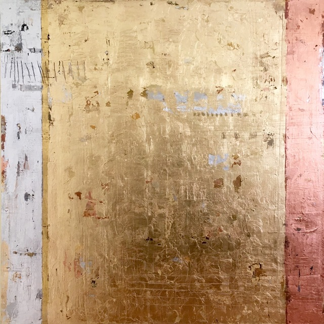, 'Gold No. 57,' , Chicago Art Source