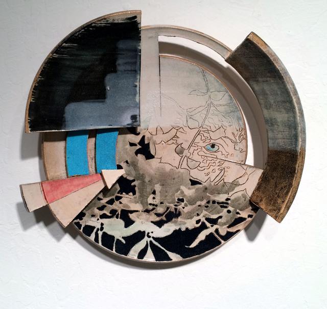 Kris Lyons, 'Striped Cat and Camellia', 2015, JAYJAY
