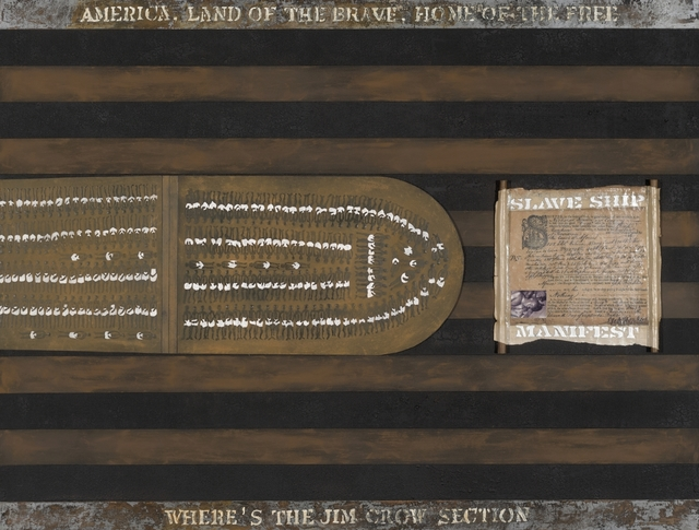 , 'America - Land of the Brave, Home of the Free,' , Zenith Gallery