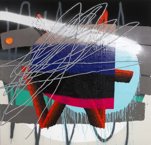, 'Gates,' 2012, Horton Gallery