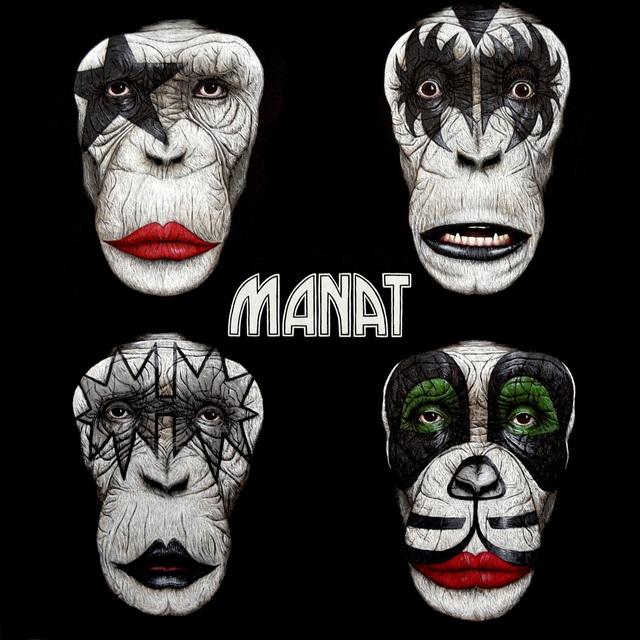 , 'Kiss Manat,' 2019, Design by Jaler