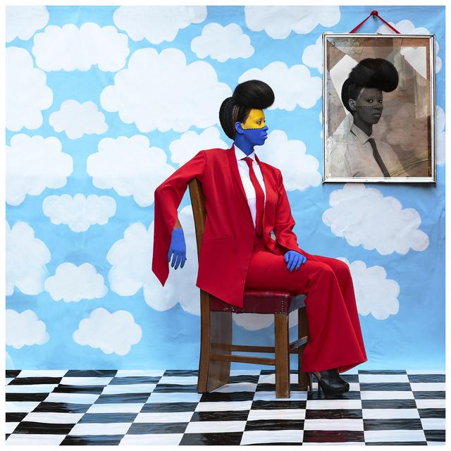 AIDA MULUNEH | The World is 9 | David Krut Projects | Artsy