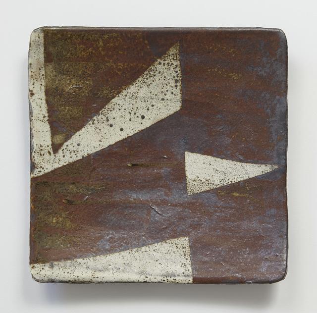 , 'Large Square Tray,' 2017, Jane Hartsook Gallery
