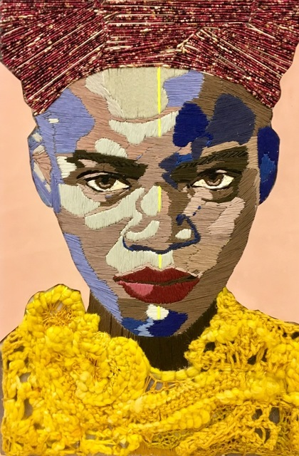 , 'Fighting Females #4, Mali ,' 2018, Rademakers Gallery
