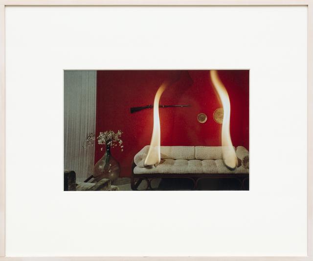 , 'Tornando a casa #4  ,' 1997, P420