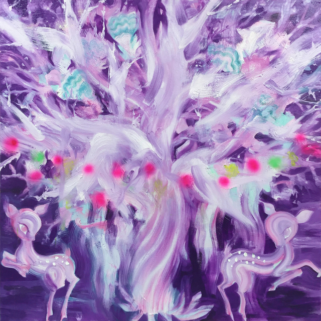 , 'The Ghost Tree,' 2016, MAKASIINI CONTEMPORARY