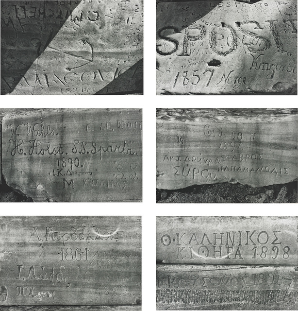 Tacita Dean, 'Lord Byron Died', 2003, Photography, The complete set of six black and white digital prints, on Baryta paper, the full sheets., Phillips