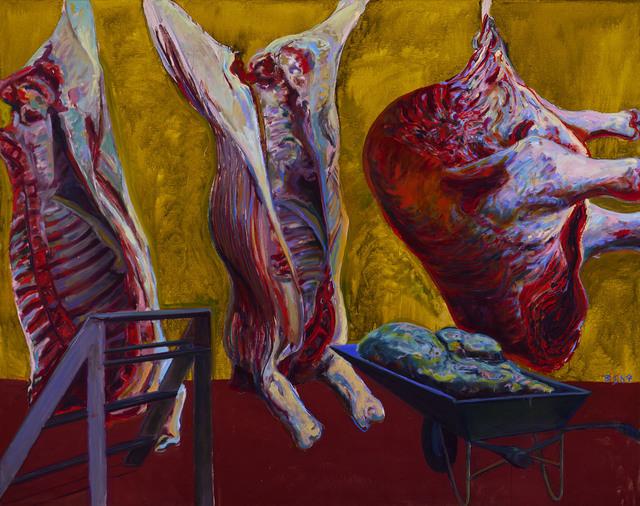 , 'Er und die schächer,' 1983, Faurschou Foundation