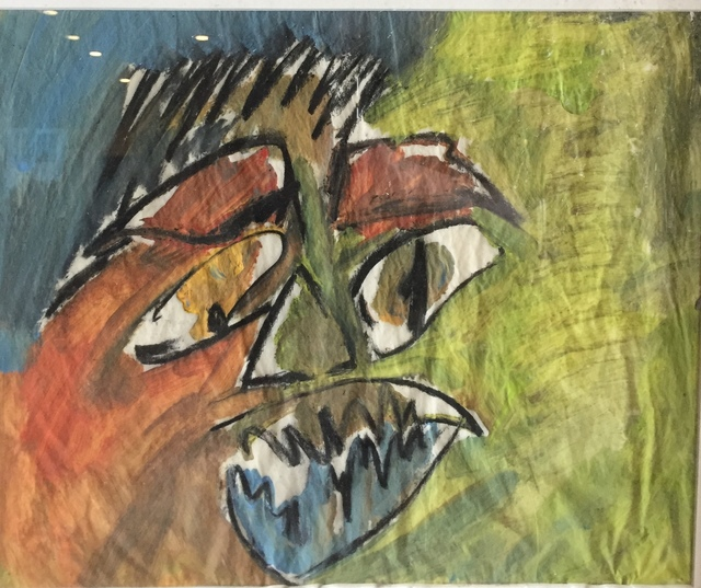David Banegas, 'Masquerade I', 2003, Axiom Fine Art