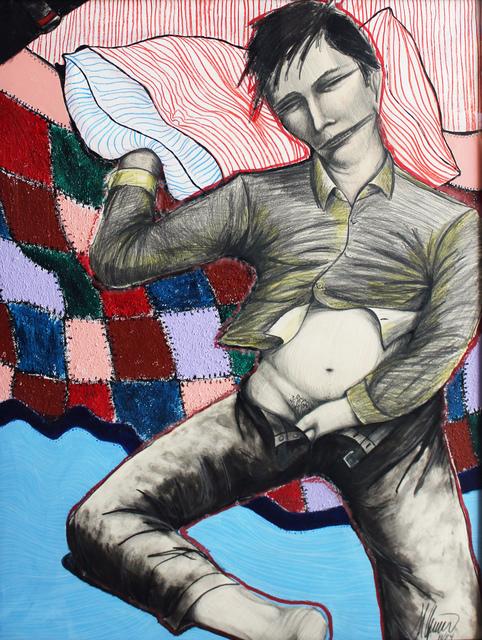 , 'On My Own,' 1984, Robert Berman Gallery