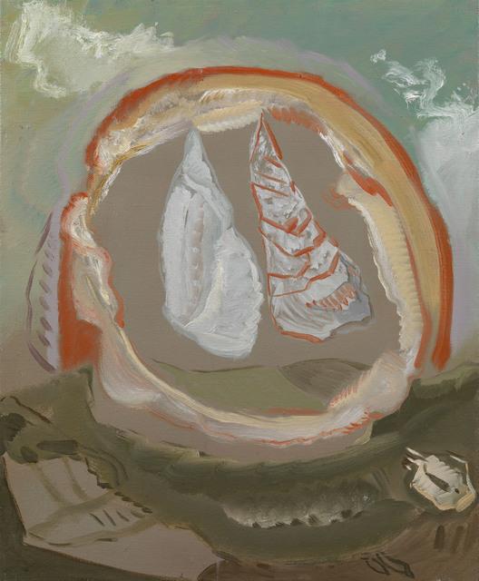 , 'Untitled landscape,' ca. 1990, Waterhouse & Dodd