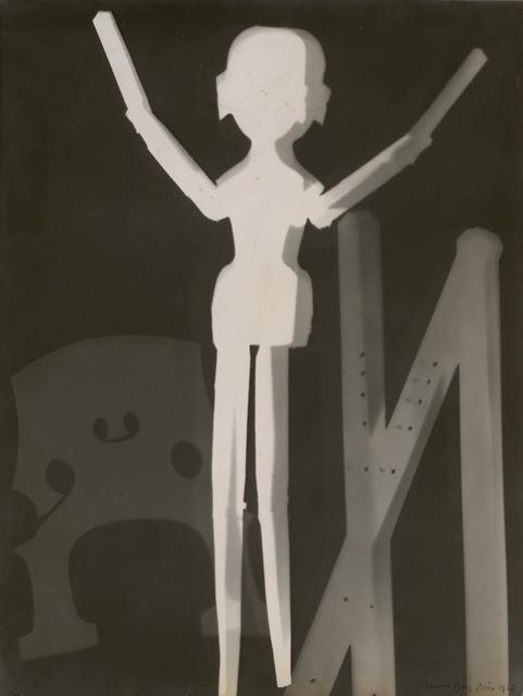 , 'Rayograph,' 1923, Edwynn Houk Gallery