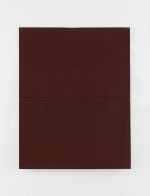 Franz Erhard Walther, 'Die Formen sind im Kopf', 1969-1990, Galerie Thomas